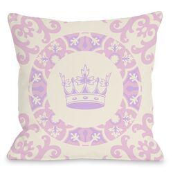 Adrianna's Crown Pillow