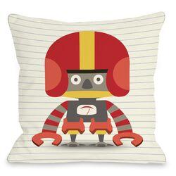 Asher's Robot Pillow