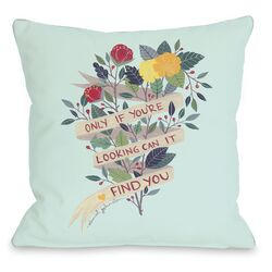 Only If Pillow