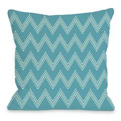 Athena Tier Chevron Pillow