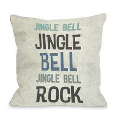 Jingle Bell Rock Pillow