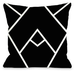 Mountain Peak�Throw Pillow