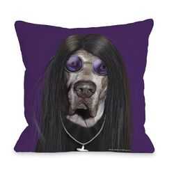 Pets Rock Metal Pillow