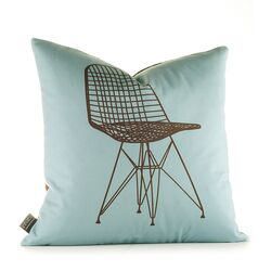 Modern Classics 1951 Synthetic Pillow