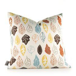 Aequorea Rhythm Collage Synthetic Pillow