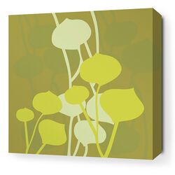 Aequorea Seedling Graphic Art on Canvas