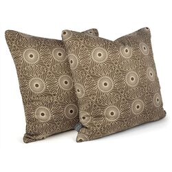 Rhythm Studio Pillow in Chocolate