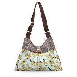 Kennedy Flowering Pyrus Shoulder Bag