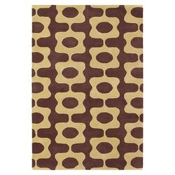 Laugh Rug in Chocolate/ Amber