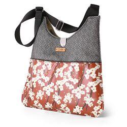 Nixon Flowering Pyrus Shoulder Bag