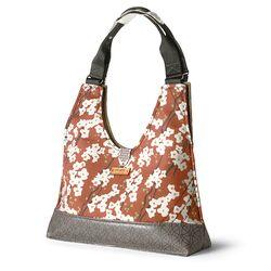 Reagan Flowering Pyrus Hobo Bag