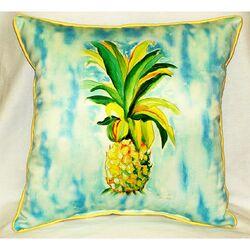 Pineapple Indoor/Outdoor Throw Pillow