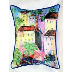Fun City I Indoor/Outdoor Pillow