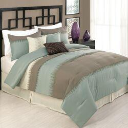 Modern Heirloom Allannah 7 Piece Comforter Set