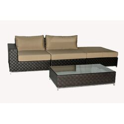 Vancouver 4 Piece Sectional Set
