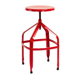 Home Loft Concept Gunnar Swivel Bar Stool