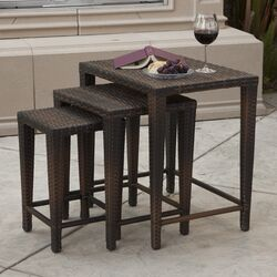 Santiago Wicker Tables