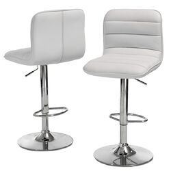 Edward PU Barstools (Set of 2)