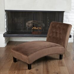Dowdy Tufted Indoor Chaise Lounge