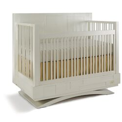 Milano 2 piece Convertible Crib Nursery Crib Set-Milano Convertible Crib