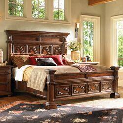 Rustic Elegant Bedroom Furniture Wayfair