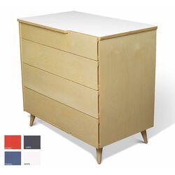 11 Ply 4 Drawer Dresser