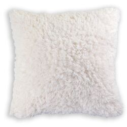 Caroline Furry Square Pillow