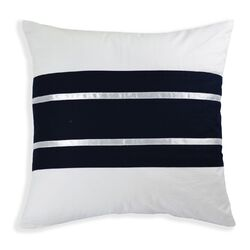 Country Club Square Pillow