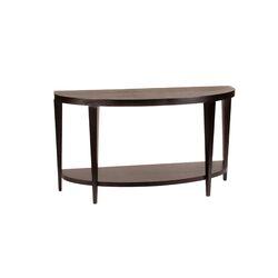 Marla Half Moon Console Table