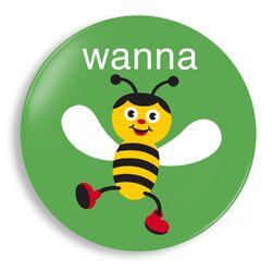 Wanna Bee Plate