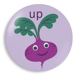 Up Beet Plate