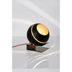 Bond One Light Table Lamp in Black