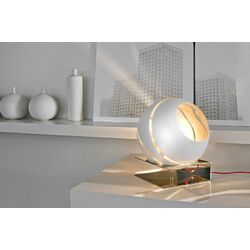 Bond One Light Table Lamp in White
