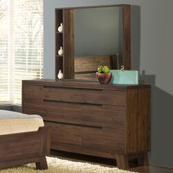 Portland 6 Drawer Dresser