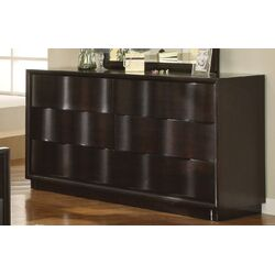 Modus Maui Wave 6 Drawer Dresser