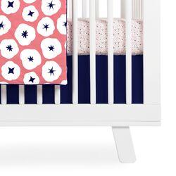 In Bloom Crib Skirt