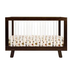 Hudson 3-in-1 Convertible Crib With Optional Dresser and Changer Tray