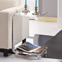 Pure D�cor End Table