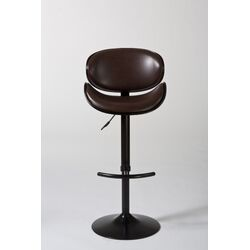Embrey Adjustable Height Swivel Bar Stool