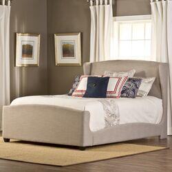 Barrington Wingback Bed