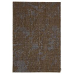 Urban Abstract Brown Bark Rug