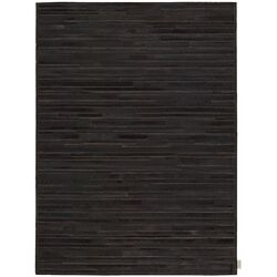 Prairie Black Area Rug
