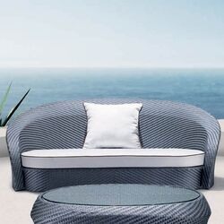 Eclipse Sofa with Cushions