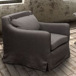 Pacific Heights Fabric Armchair