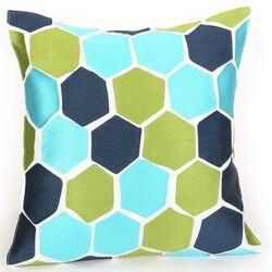 Huntington Stripe Throw Pillow