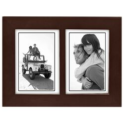 Split Double Linear Picture Frame