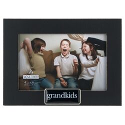Grandkid Tags Picture Frame