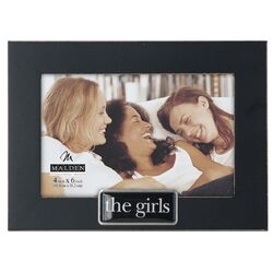 The Girls Tags Picture Frame