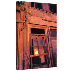 'Old Sacramento' by Dean Uhlinger Gallery-Wrapped Canvas Art