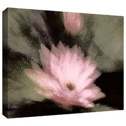 'Lily and Bud' by Dean Uhlinger Gallery-Wrapped Canvas Art